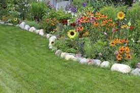 Rock Garden Border Rock Your Garden With These Unique Ideas For Landscaping Rocks