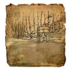 bal foyen treasure map bal foyen treasure map i elder scrolls wiki