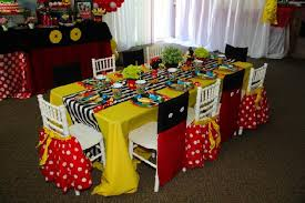 mickey mouse chair covers event design company party rental draping
