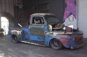 hoonigan truck bet your grandpa u0027s old truck couldn u0027t do burnouts like this
