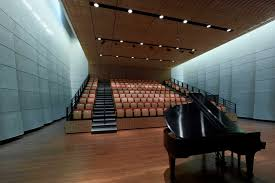Boora Architects Formakers Wagner Noel Performing Arts Center Boora Architects