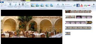 montage vidã o mariage tutu de montage vidéo via windows live maker animation