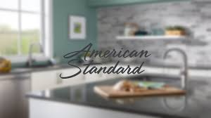 heritage kitchen collection american standard