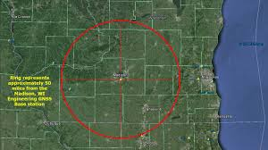 Google Map Wisconsin by City Of Madison Wi Engineering Base Station Has Both Gps And