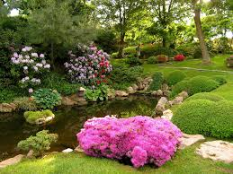 English Garden Layout by Download Beautiful Gardens Pictures Michigan Home Design