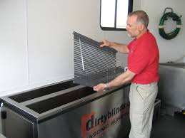 Ultrasonic Blind Cleaning Equipment Ultrasonic Blind Cleaning