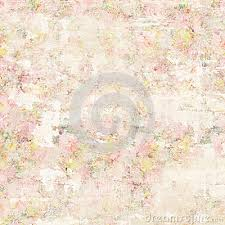 Floral Shabby Chic Wallpaper by Shabby Chic Antique Floral Wallpaper Background Stock Photos