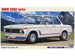 bmw turbo 2002 1 24 bmw 2002 turbo by hasegawa hobbylink