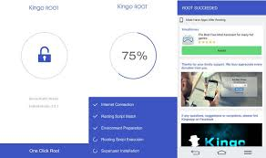 kingo root android how to root android device using kingo root application