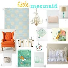 Mermaid Nursery Decor Image Result For Ariel Inspired Room Disney Inspired Rooms