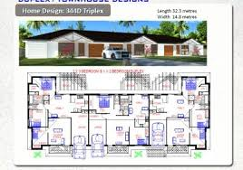 Dual Occupancy Floor Plans New Towhhouse Floor Plans Today Townhouse Plans Townhouse