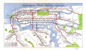 New York Subways Map by Geopolitical Map Us Ny Trains 1920s Vintageprintable