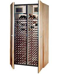 Wine Cabinet With Cooler by Amazon Com Vinotemp 440 Model Wine Cabinet With 2 Glass Doors