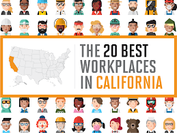 these are the 20 best workplaces in california