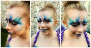 Water Halloween Costume Beauty Nikki Water Fairy Makeup Tutorial Halloween Costume