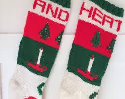knit christmas knit christmas etsy