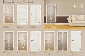wohnzimmer glastür sandstrahlen gläsern max glas ganzglastüren