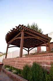 pergola design wonderful 8 x 10 pergola plans modern arbor