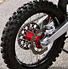 wheels motocross bikes dirt bike hub powder coating pair