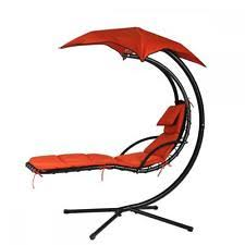 Helicopter Chair Hanging Helicopter Dream Lounger Chair Stand Swing Hammock Canopy