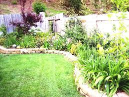 Sloping Garden Ideas Photos Small Sloping Garden Ideas Photos Design The Sle Picture