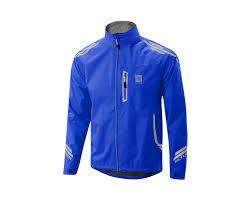 cycling waterproofs altura night vision 360 waterproof cycling jacket merlin cycles