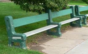 file grant nebraska city park benches 2 jpg wikimedia commons