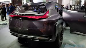 lexus ux model lexus ux concept will make you feel like a superhero slashgear