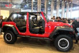 mahindra jeep 2016 auto expo 2016 by soulsteer red 2016 jeep wrangler unlimited