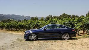 mercedes e400 coupe 2018 mercedes e class coupe review roadshow