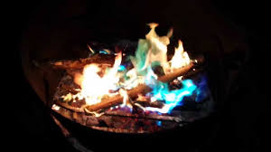 mystical fire add color to your camp fire youtube