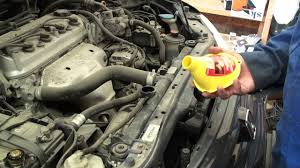2002 honda accord change diy 1998 2002 honda accord coolant change drain and fill