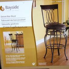 Outdoor Bar Stools Costco Costco Clearance Bayside Furnishings Swivel Barstool 30