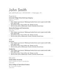 google docs resume templates resume templates google docs