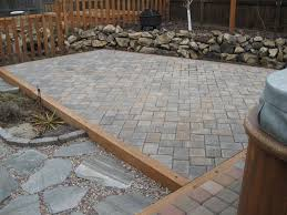 Sand For Patio Pavers by Dwell Concepts Paver Patio