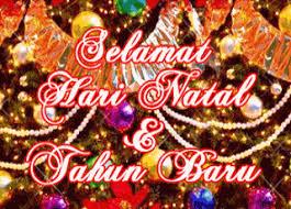 ucapan selamat natal bahasa inggris merry christmas notes bijak