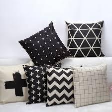 design kissenbez ge hosl p61 4 pack sofa home decor design wurf kissenbezug