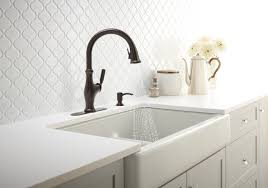 easy ways to install farmhouse kitchen faucet
