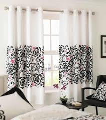 sweet window curtain design ideas pink color soft privyhomes