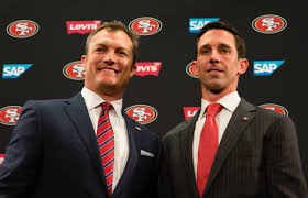the name of the qb the 49ers will draft is inside the 49ers