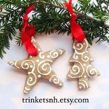 cinnamon salt dough ornaments seasonal winter