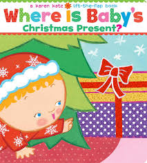 where s amazon com where is baby s christmas present a lift the flap