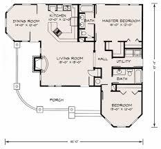 cottage floor plans houseplans cottage floor plan plan 140 133 without