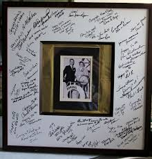 50th wedding anniversary gift ideas for parents each guest write a note to g g and their