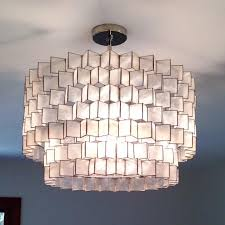 Ikea Lighting Chandeliers Best 25 Capiz Shell Chandelier Ideas On Pinterest Shell