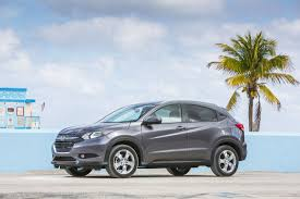 crossover honda honda hr v has crossover appeal in compact size cars nwitimes com