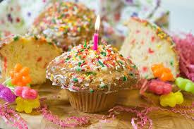 gourmet birthday cakes birthday cake muffins on