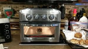 Cuisinart Toaster Ovens Reviews Amazon Com Customer Reviews Cuisinart Toa 60 Convection Toaster
