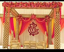 hindu wedding supplies florida indian wedding decor for a south indian hindu wedding in