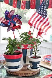 Memorial Day Decor American Flag Decor Ideas The Weathered Fox